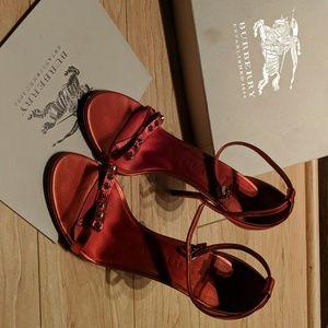 Burberry Heels/Pumps